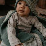 Snooze Baby Trendy Wrapping/Wikkeldoek Smokey Green