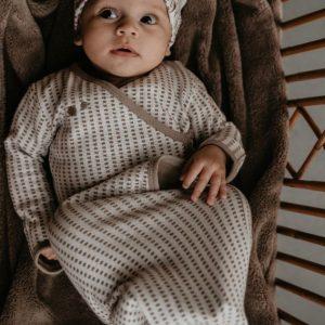 Snooze Baby New Born Cocon + Mutsje Warm Brown