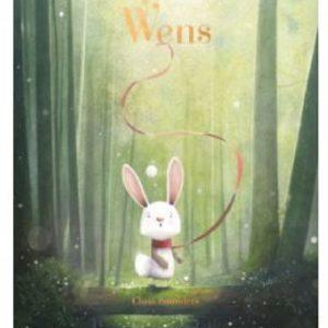 boek wens konijn