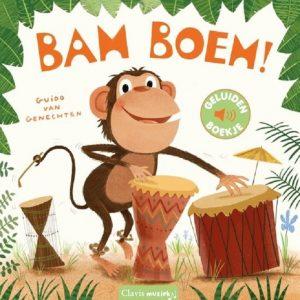 Geluidenboek Bam Boem!