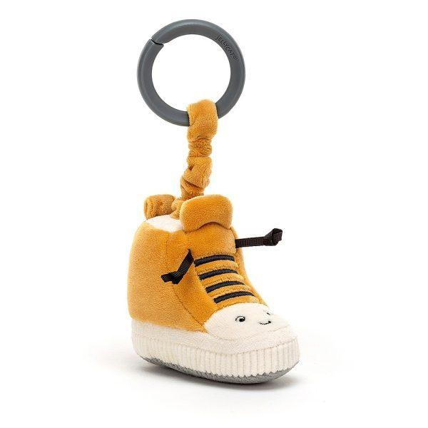 jelly cat sneaker trilt omhoog