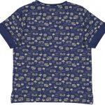 Wheat Hans T-Shirt Blue Surf