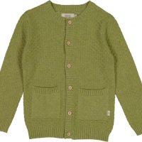 Wheat Alf Knit Cardigan