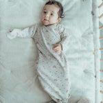 Snooze Baby New Born Cocon + Mutsje Milky Rust Rainbow