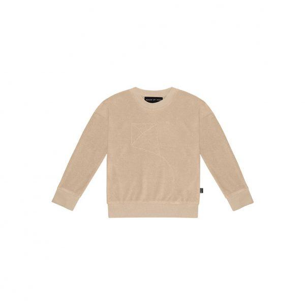 House Of Jamie Crewneck Sweater Oatmeal