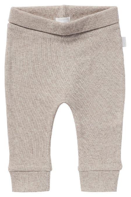Noppies Pants comfort Rib Naura Taupe Melange