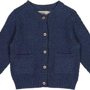 Wheat Vest Cardigan Alf