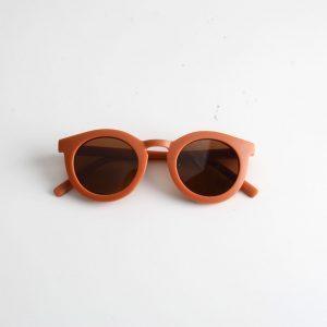 Grech&Co Sunglasses Rust