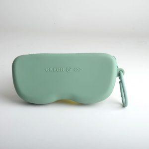 Grech&Co Sunglass Case Fern
