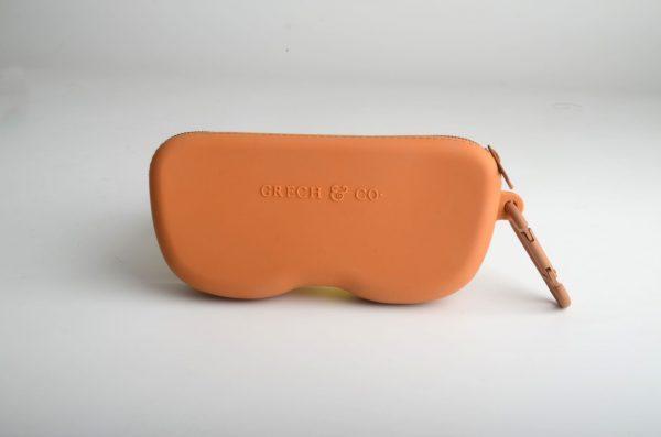 Grech&Co Sunglass Case Spice