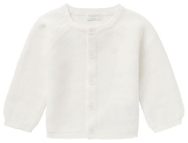 Noppies Vest Naga White