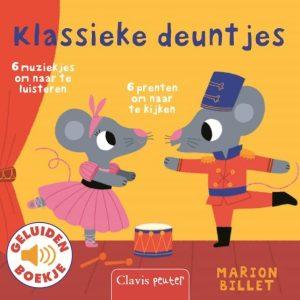 Geluidenboek Klassieke Deuntjes