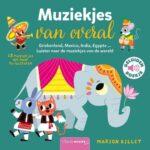 Geluidenboek Muziekjes van Overal