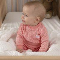 Feetje Wafel Pyjama Roze Summer Special
