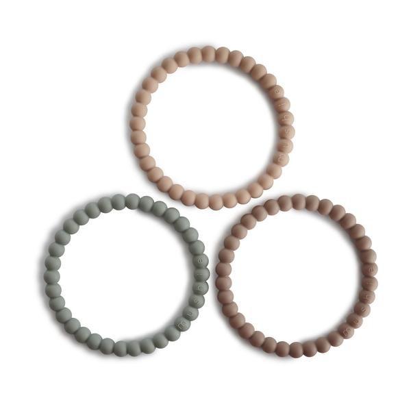 Mushie Silicone Bracelet D.Sage/Tuscany/Dese