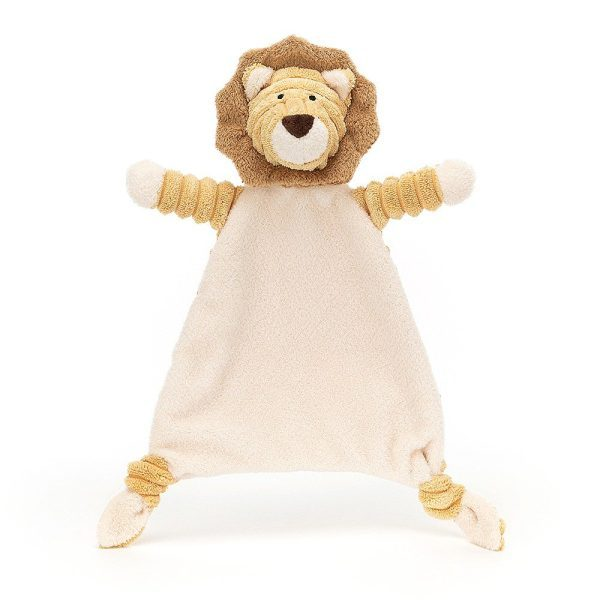 Jelly Cat Cordy Roy Lion Soother