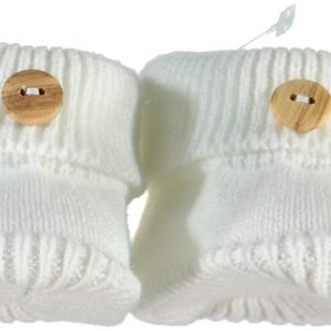 Klein Booties Natural White