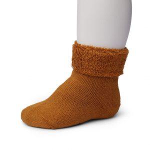 Bonnie Doon Socks Terry Sudan Brown
