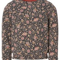 Noppies Sweater LS Bochum AOP Phantom