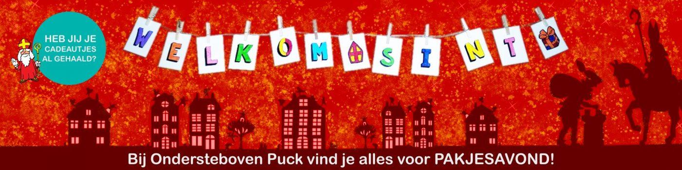 Sinterklaas Banner Z.sale