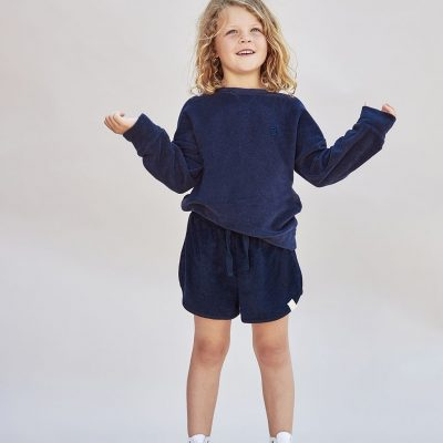 Totte Sweater+Totte Shorts DB